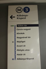 M3 line (Ray Cunningham) Tags: budapest metro hungary kalvin ter magyarország ungarn hongrie ве́нгрия hungría ungheria 匈牙利