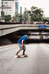 Downhill Skateboarding (abnercestari) Tags: 85mm 85mmf14 abnercestari canon canon1v canon1vhs kodak kodakproimage kodakproimage100 proimage proimage100 sigma sigma85mm sigma85mmf14