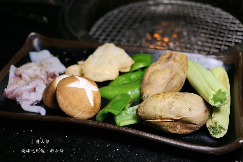 台北捷運中山醬太郎日式燒肉吃到飽90