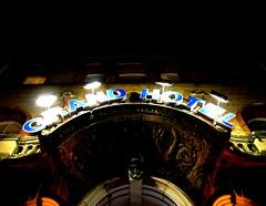 DSC01439.2 (unexpectedroar) Tags: nighttime hotel contrast neonsign light night