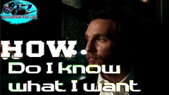 HOW DO I KNOW WHAT I WANT  Motivational Video  http://youtu.be/n1HIE8P1FIY (Motivation For Life) Tags: ifttt youtube motivation for life 2016 motivational video les brown new year change your beginning best other guy grid positive quotes inspirational successful inspiration daily theory people quote messages posters