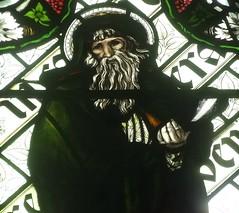 [45612] St Editha, Tamworth : Samuel (Budby) Tags: tamworth staffordshire church window stainedglass preraphaelite