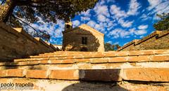 San Basilio (Ariano nel polesine) (paolotrapella) Tags: chiesa church sky clouds san basilio