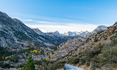 High Sierra from North Lake Road (dennisjohnston17) Tags: highsierra eastern bishopcreek alpine california aspen