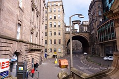 Edinburgh (stonetemplepilot5) Tags: edinburgh street waverley scotland sonya6000 sony a6000 city concordians sonyflickraward ngc