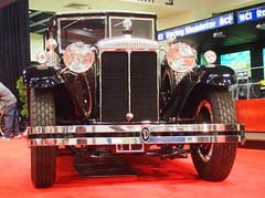 1928 Daimler P.I 50 Double-Six 2 (Jack Snell - Thanks for over 24 Million Views) Tags: sf auto show ca wallpaper cars wall vintage paper san francisco center pi international info collectible 50 moscone 1928 daimler 57th doublesix excotic jacksnell707 jacksnell