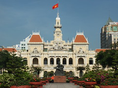Tr s y ban Nhn dn, Thnh ph H Ch Minh (twiga_swala) Tags: city architecture square french hall office head centre colonial vietnam peoples viet chi ho ban minh saigon committee ville nam ph thnh h dn thnhphhchminh ch nhn sagon tr hte s y