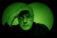 Night Vision (Leo Reynolds) Tags: webthing photofunia xleol30x xxx2014xxx