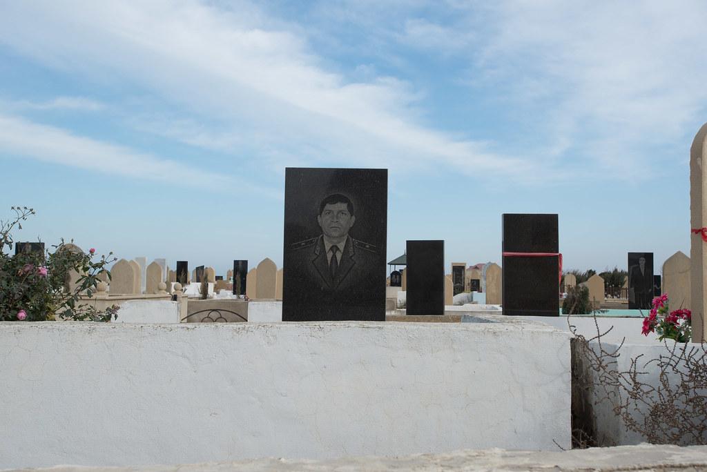 Azeri Tombstones