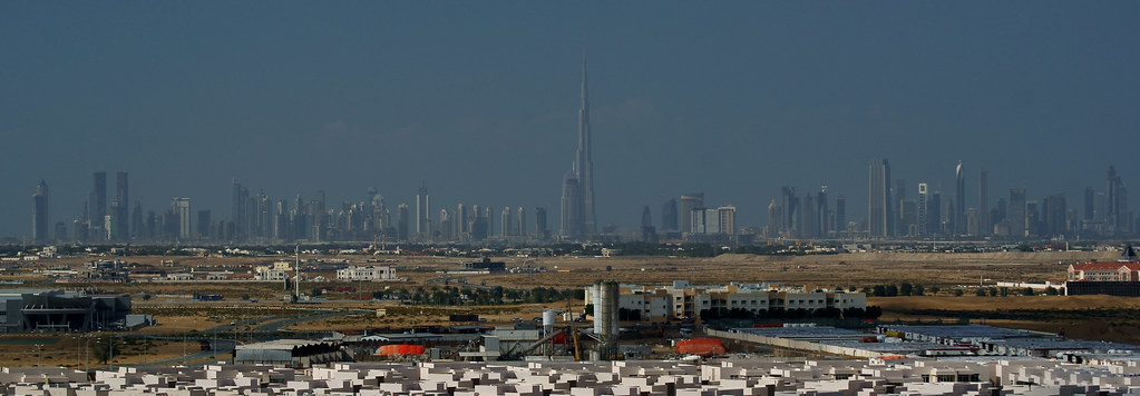The world 39 s most recently posted photos by extra extra for Burj khalifa footprint