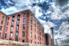 Albert Dock, Liverpool (kevin137walker) Tags: england liverpool dock ships hdr mersey albertdock merseyside