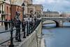 follow river (mirko.santamaria) Tags: above city urban cold fishing fisherman nikon stockholm calm passion wintr d5300