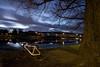 IMG_2700 copy (DeepBluePearl) Tags: longexposure nightphotography harbour emsworth canonefs1022mmf3545usm davidbleloch