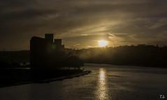 Couch de soleil du 6eme pont Rouen (tib13photo) Tags: de soleil coucher rouen pont thibault flaubert