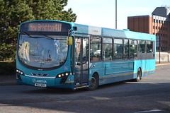 Arriva North West 3126 MX12KWU (Will Swain) Tags: uk travel england west bus buses britain north transport 21st birkenhead february mersey merseyside arriva 2015 3126 mx12kwu