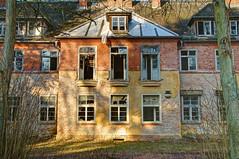 Grabowsee (mr172) Tags: abandoned germany deutschland decay sony brandenburg hdr oberhavel oranienburg ohv grabowsee heilanstalt heilstätte lungenheilstätte slta57