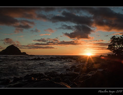 Sunrise Over Koki Beach - Hana, Maui (Hamilton Images) Tags: sky rock clouds sunrise canon hawaii lava surf waves january maui hana kokibeach 2015 24105mm img2803 leefilter alauisland 7dmarkii 09softedgegraduatedneutraldensity