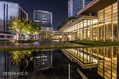 Urban reflection (dr speed) Tags: canon thailand hotel nightshot bangkok pullman 7d thailande drspeed drspeedfr