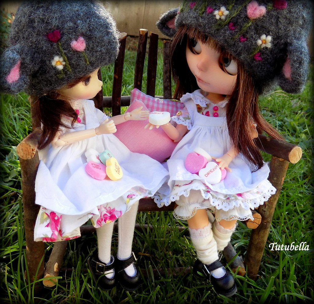 Sweets For My Sweets Tutubella Tags Love Tia Doll Candy Sweet Valentines Blythe