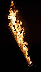 Sword of Fire (Trev Earl) Tags: canon fire flames firespinning 50d swordoffire