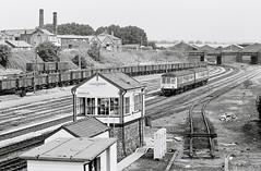 In-Shaw-rance Policy (Feversham Media) Tags: sthelens merseyside merseyrail signalboxes dmus dieselmultipleunits sthelensshawstreet class108dmus derbydmus sthelensstationsignalbox