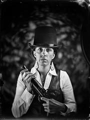 Steampunk (Nagy Krisztian) Tags: negative wetplate steampunk collodion