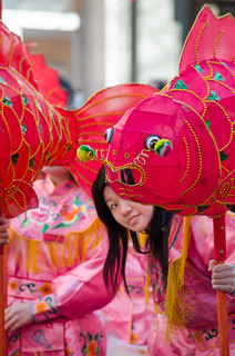 Chinese New Year in Paris [Explored]
