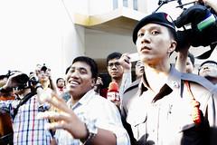 20150214-เลือกตั้งที่ลัก -33 (Sora_Wong69) Tags: people thailand bangkok protest police liberalism activist politic assembly coupdetat nonviolenceaction supportelection