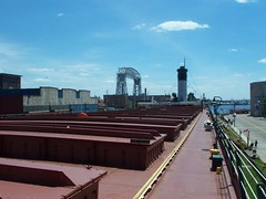 (mestes76) Tags: minnesota ships bridges duluth aerialliftbridge williamairvin 070414 shiptours