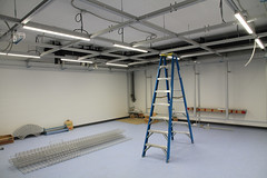 Umbau CHEOPS Lab_CSH-UniBE-Sylviane Blum-7