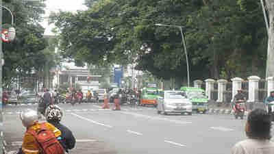 Jalan Juanda Bogor