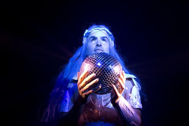 blue wizard belvoir st theatre