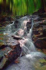 Mystic Falls (fiz_zero) Tags: wallpaper green nature water beautiful waterfall nikon rocks asia natural background awesome falls malaysia penang filters haida waterflow waterscapes gndfilter greatphotographers nd8 penangnationalpark nikonphotographer nikon1635mmf4vr iamnikon nikond750