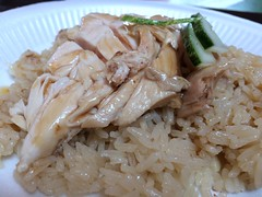 Hong Xiang Hainanese Chicken Rice #2 from Maxwell Food Centre @ China Town in Singapore (Fuyuhiko) Tags: china from 2 food chicken town singapore rice centre hong maxwell xiang   hainanese