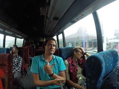 Photo de 14h - Bus pour Pangandaran  (Indonésie) - 03.03.2015