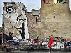 'I don't think... then you shouldn't talk, said the Hatter. - Lewis Carroll | Alice's Adventures in Wonderland (hellimli) Tags: streetart paris france graffiti frankreich alicesadventuresinwonderland prizs francia parigi lewiscarroll fransa streetsofparis    pariis  francuska  idontthinkthenyoushouldnttalksaidthehatter