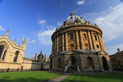 Radcliffe Camera (FP_AM) Tags: greatbritain england college university oxford radcliffecamera canon60d tokina1116mmf28