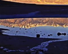 Morning, Badwater, Death Valley (klauslang99) Tags: california morning lake mountains reflection nature death desert valley northamerica naturalworld badwater klauslang
