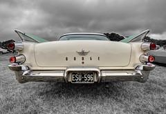 Classic Dodge (perkster24) Tags: classiccar dodge american americanclassic car chrome blackandwhite royallancer classic darlingbudsofmay hdr hdrphotography nikon nikon1635mm