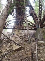 P7308069 (jbhowell) Tags: ironhorse trail bikepacking washington cascades camping snoqualamie tunnel