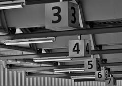 Numbers (heiko.moser) Tags: city bw blancoynegro canon mono blackwhite noiretblanc nb numbers sw bern monochrom schwarzweiss nero zahlen nummern einfarbig schwarzweis entdecken heikomoser