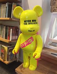 Never mind the bollocks (svennevenn) Tags: toys sexpistols leker