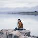Lakeside of Lake Tekapo