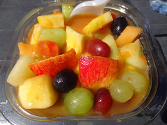 Fruit Salad From Spar, East London, South Africa (dannymfoster) Tags: africa southafrica eastlondon spar food salad fruitsalad