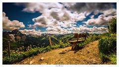 Relax (Photo Holica) Tags: blue summer sky alps green nature 30 clouds relax tirol long exposure sony hills berge nd alpen alpha alpin langzeitbelichtung coulorful cloudsstormssunsetssunrises