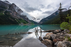 Lake Louise, Banff, Canada (Ruud_388) Tags: lake louise lakelouise banff rockymountains rockies canada blue