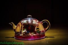 KettleBeach (ANISHCHEPPAD) Tags: nikond3300 nikon1855mm tabletopphotography macro kettle showpiece bangalore india