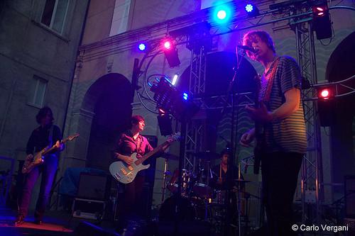 Thurston Moore @Sirens Festival 23 luglio 2016