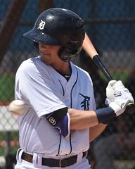 20160714_Hagerty-30 (lakelandlocal) Tags: baseball florida gulfcoastleague lakeland minorleague rookie tigers tigertown woodrow