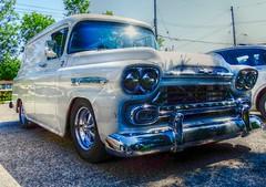 1959 Chevrolet Apache Panel Van (ezigarlick) Tags: 1959 chevrolet apache panel van generalmotors steanne manitoba vintage classic